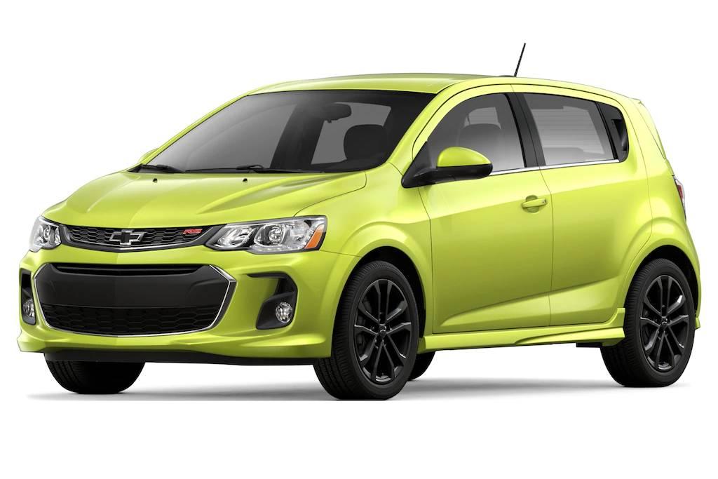 2014 Chevrolet Sonic Sedan LTZ 1.4