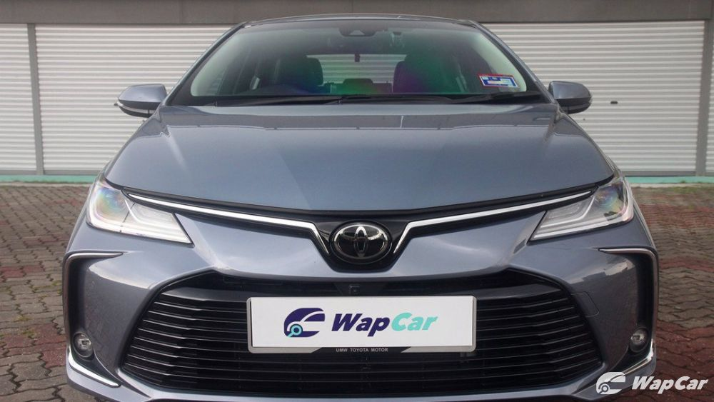 2019 Toyota Corolla Altis 1.8G Others 007