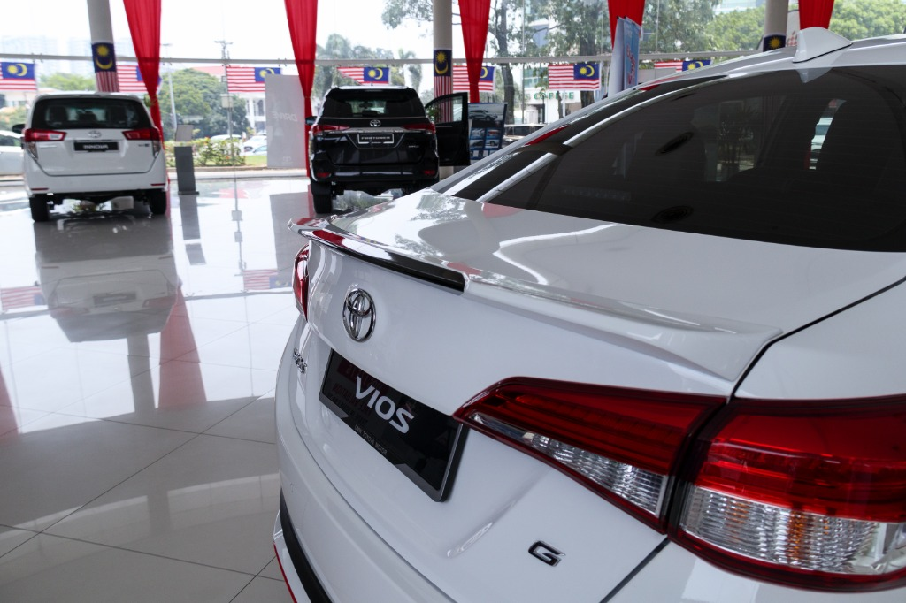 new model vios 2018-I am very anxious about this problem. For new model vios 2018 Malaysia, does it have boot volume?  should i just use that10
