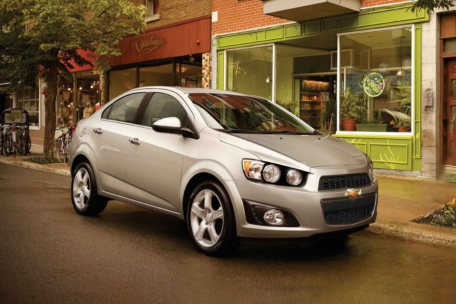 Chevrolet Sonic Sedan (2016) Others 002
