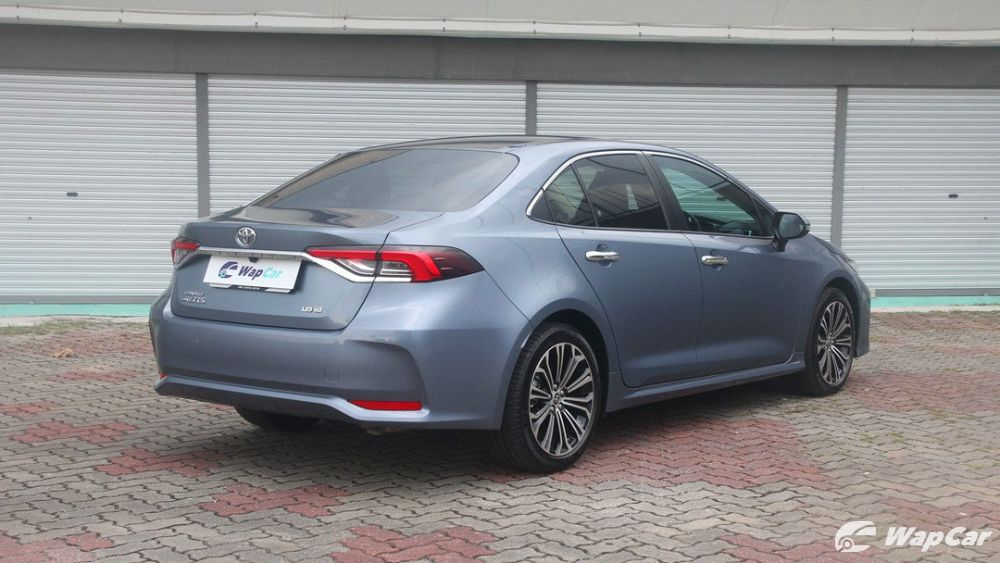 2019 Toyota Corolla Altis 1.8G Others 005