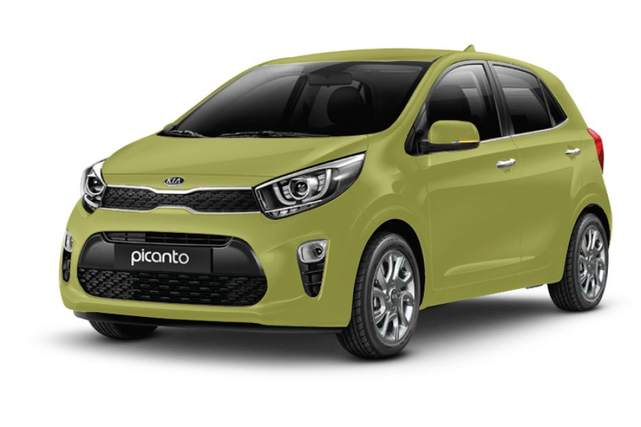 2019 Kia Picanto 1.2 GT-Line AT Price, Reviews,Specs,Gallery In Malaysia | Wapcar