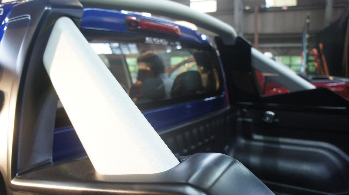 Isuzu D-MAX (2019) Exterior 010