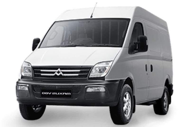 2014 Maxus V80 2.5L Bas Pekerja Window Van 15 Seater