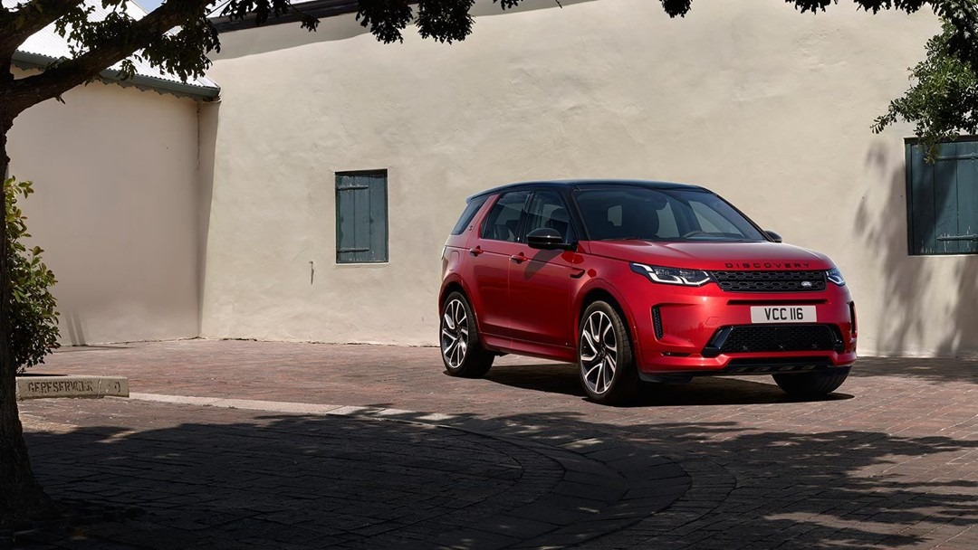 2020 Land Rover Discovery Sport Public Exterior 009