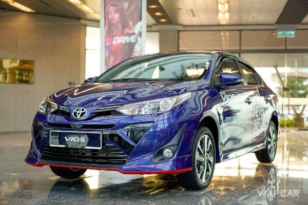 Toyota Vios 2019 - Naik taraf yang dialu-alukan!