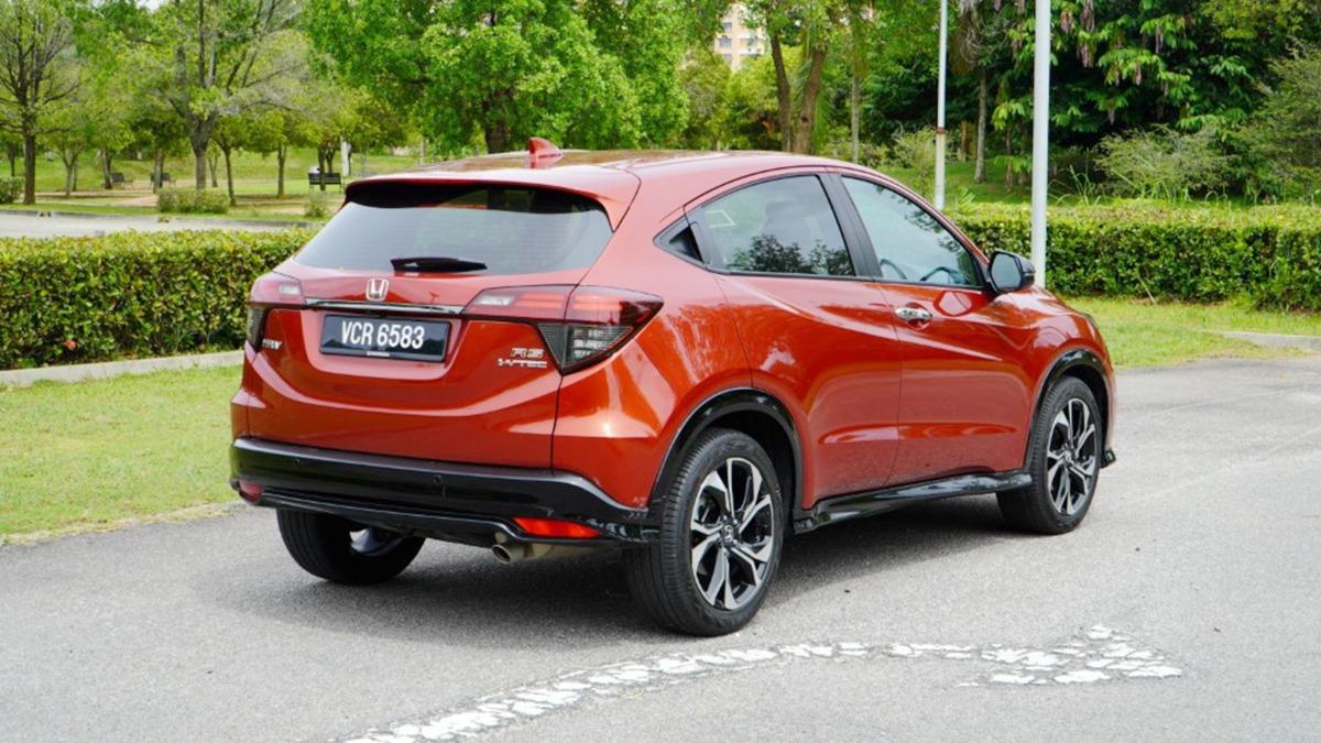2019 Honda HR-V 1.8 RS Price, Reviews,Specs,Gallery In Malaysia   Wapcar