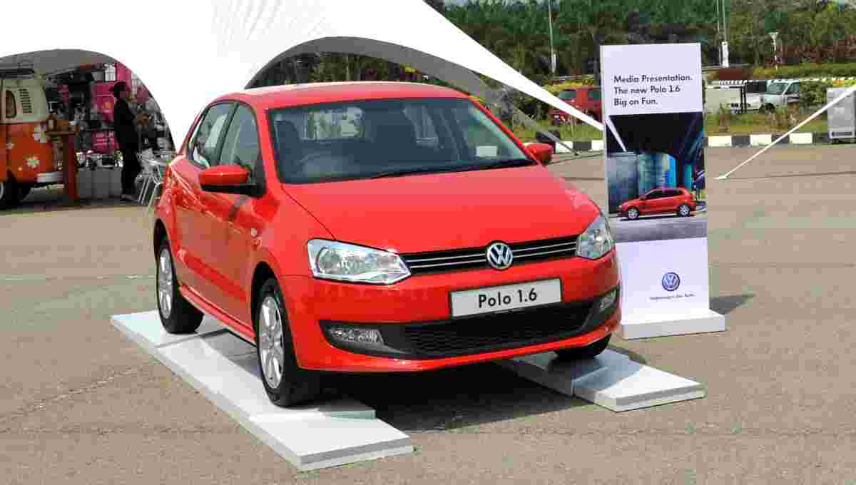 The VW Polo started life as an Audi? Say what?