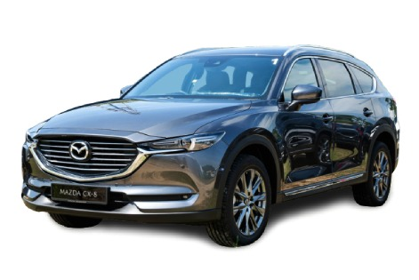 2019 Mazda CX-8 2.5L MID PLUS