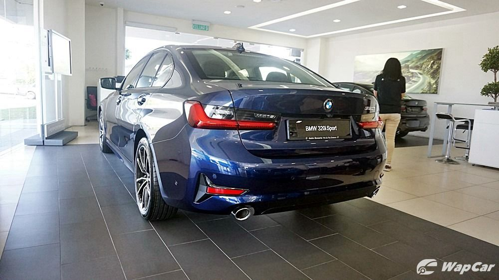 2020 BMW 3 Series 320i Sport Others 007