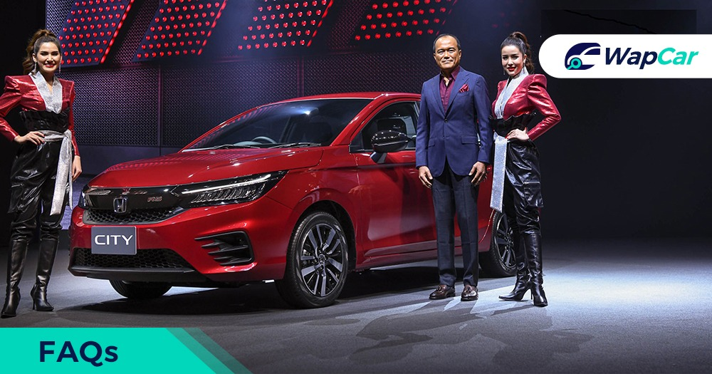 The All New 2020 Honda City For Malaysia Will See A Price Hike No Turbo Engine Wapcar
