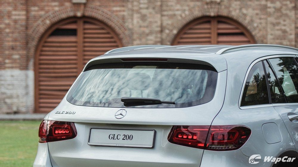 2020 Mercedes-Benz GLC 200  Others 010