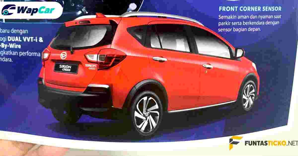 Perodua Myvi Cross brochure leaked, most likely an April Fool's joke
