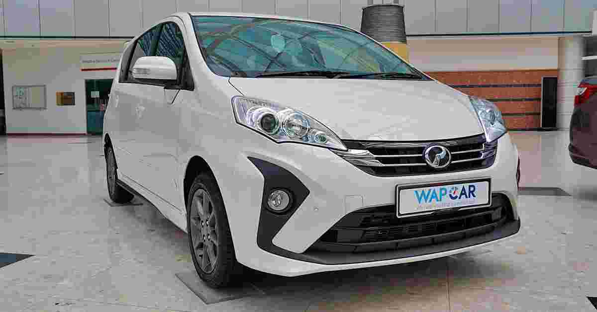 Perodua Alza – Just how old is it again?