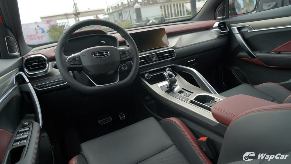 2020 Proton X50 International Version Interior 003