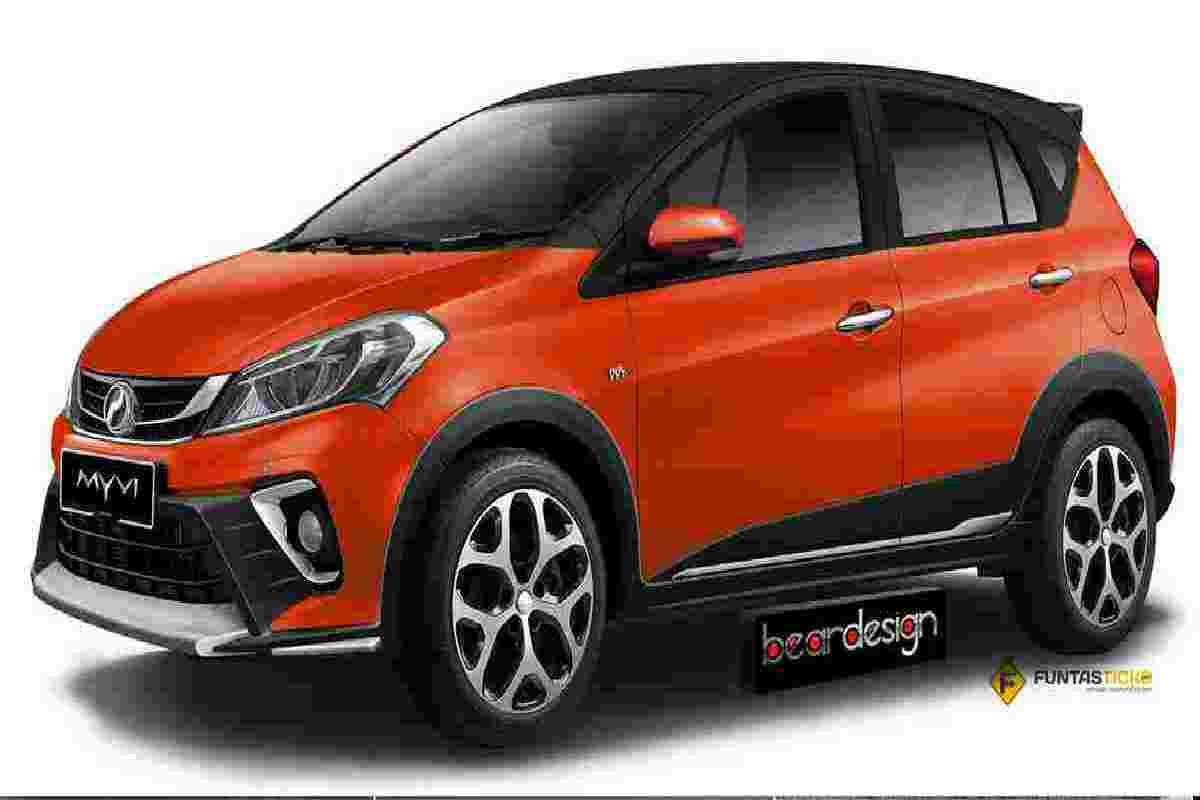 Perodua to debut Myvi Style soon?