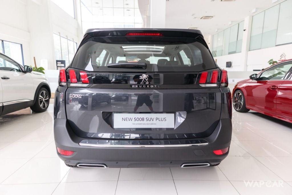 2019 Peugeot 5008 THP Plus Allure Exterior 005