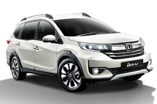2020 Honda BR-V Facelift – New vs old, what has changed?