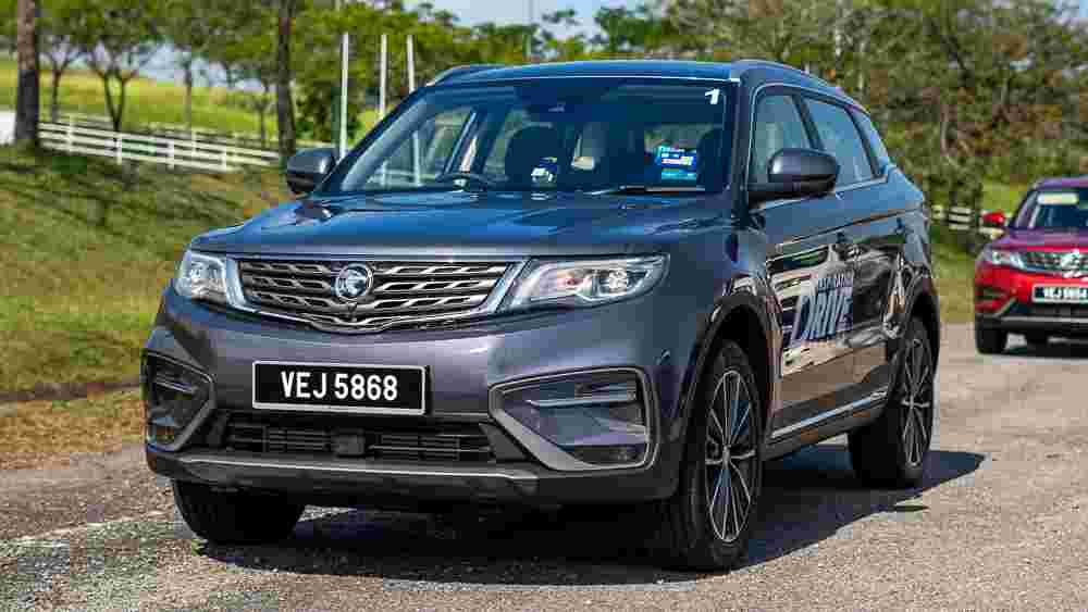 2020 Proton X70 CKD - is it as good as the China-made CBU model?