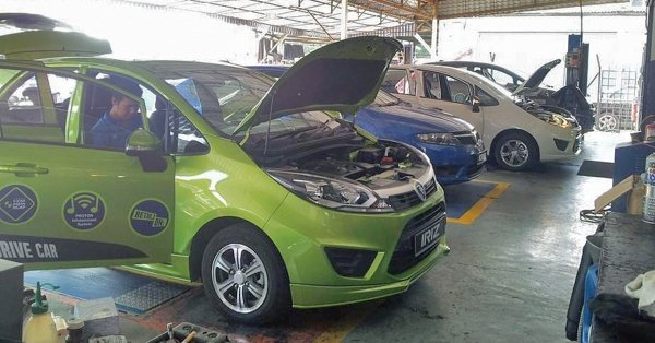 2020 Proton Iriz: Less than RM 3,100 to maintain it over 5 years/100,000 km