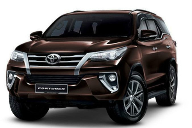 2018 Toyota Fortuner 2.4 AT 4x4 (IMP) Price, Reviews,Specs,Gallery In Malaysia   Wapcar