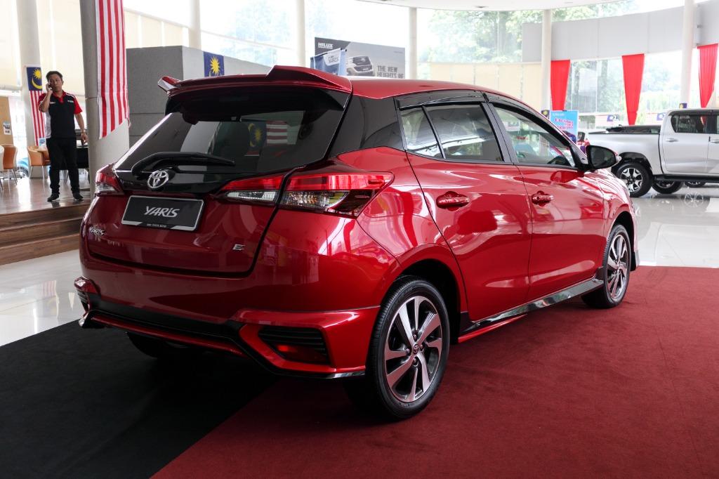 2019 Toyota Yaris 1.5E Others 003