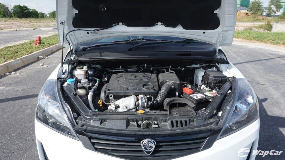 2019 Proton Exora engine
