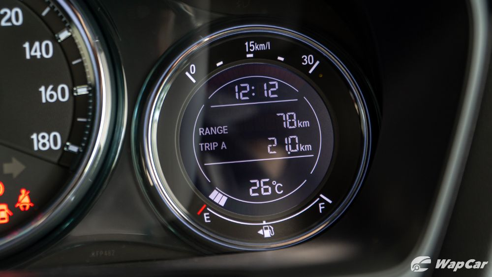 2020 Honda BR-V 1.5L V Interior 005