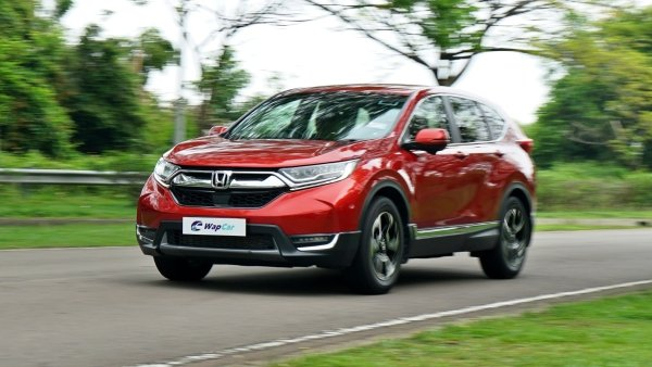 Ratings Comparison: Proton X70 vs Honda CR-V vs Mazda CX-5 - Fuel consumption