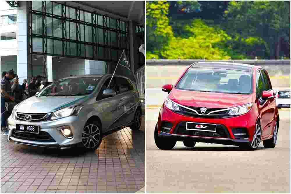 Perodua Myvi Vs Proton Iriz – Cost Of Maintenance Compared