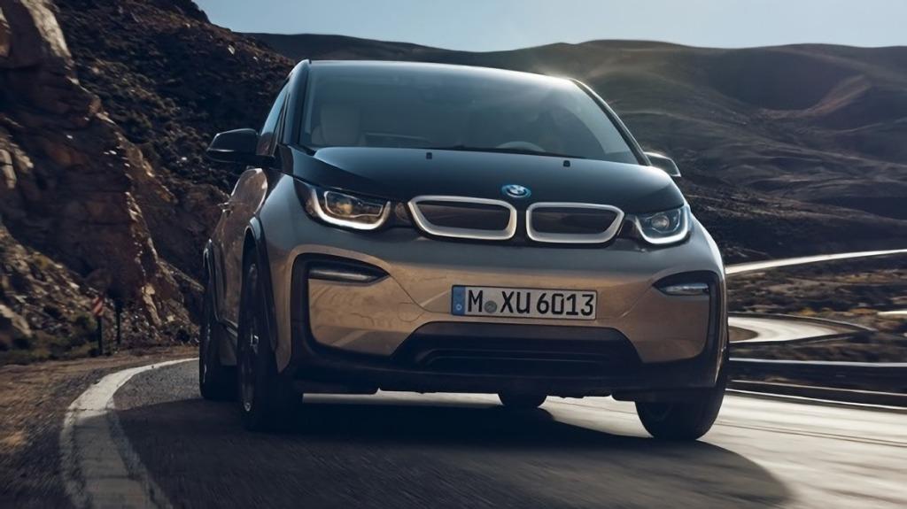 BMW i3s (2019) Exterior 003