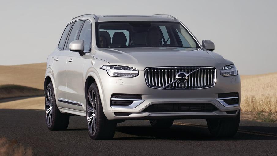 2020 Volvo Xc90 Facelift New Reason To Go Swede Wapcar