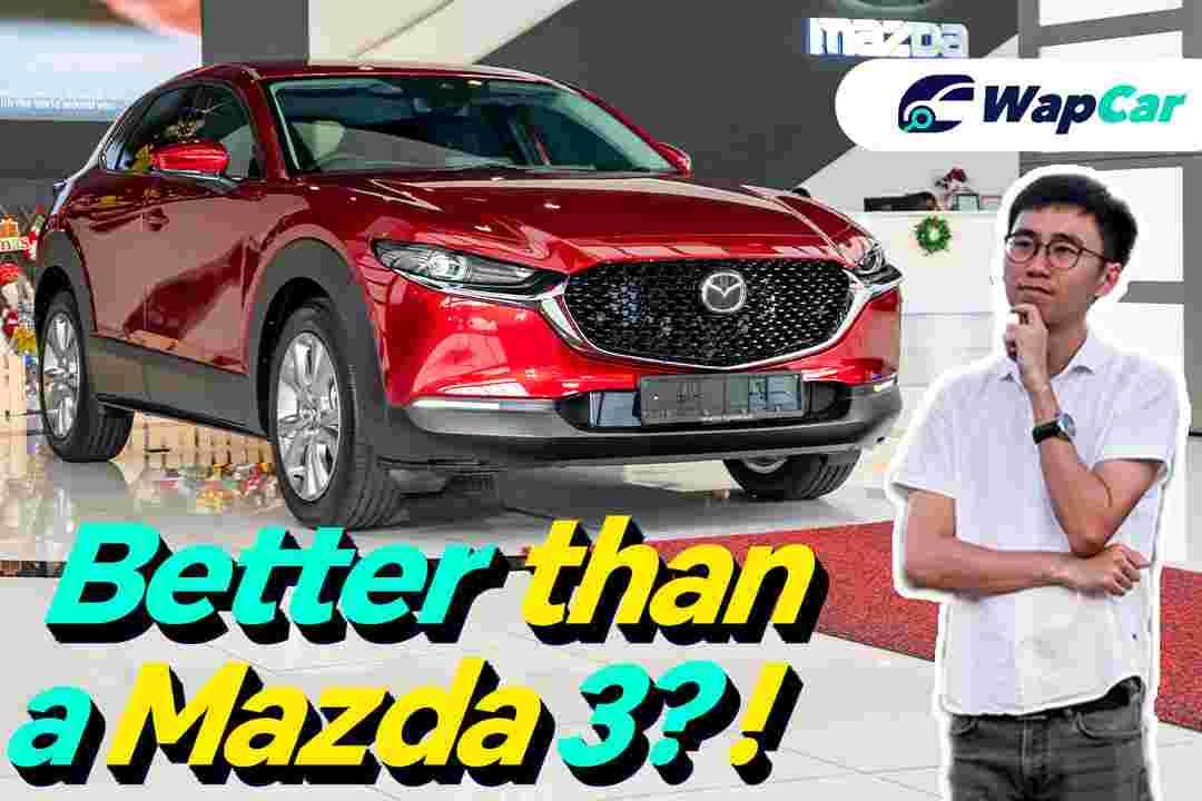 Video: 2020 Mazda CX-30 2.0L SUV in Malaysia, a Toyota C-HR Rival!