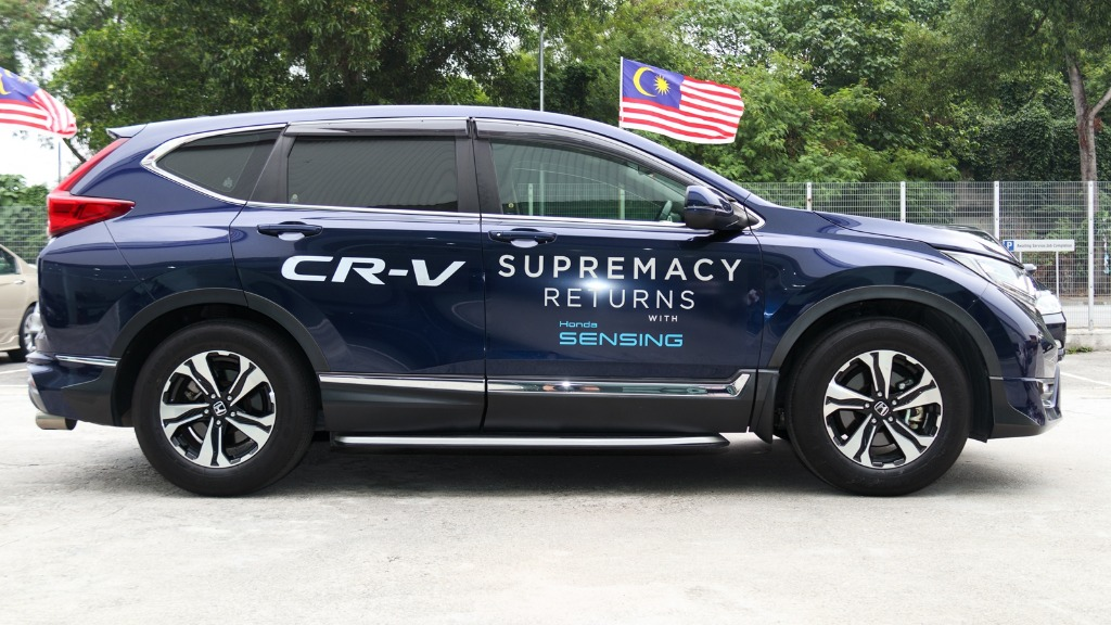 crv diesel-Then when am I to have it? Is it easy for me to park the crv diesel? Will i ever feel ready for this?01