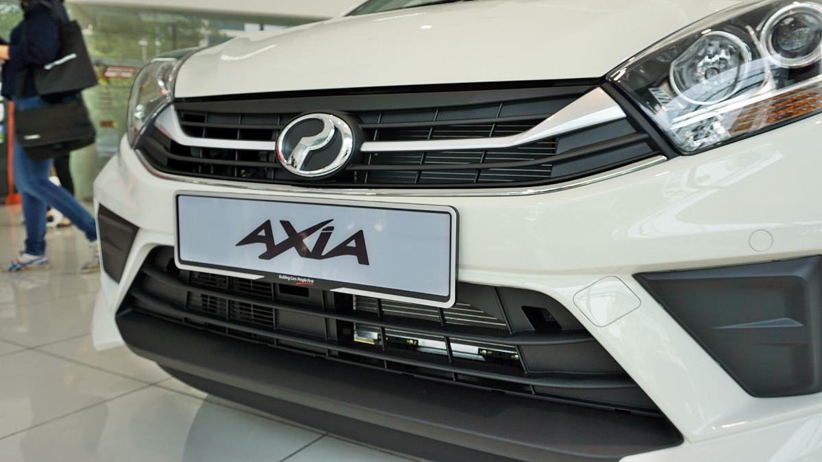 2019 Perodua Axia GXtra 1.0 AT Others 010