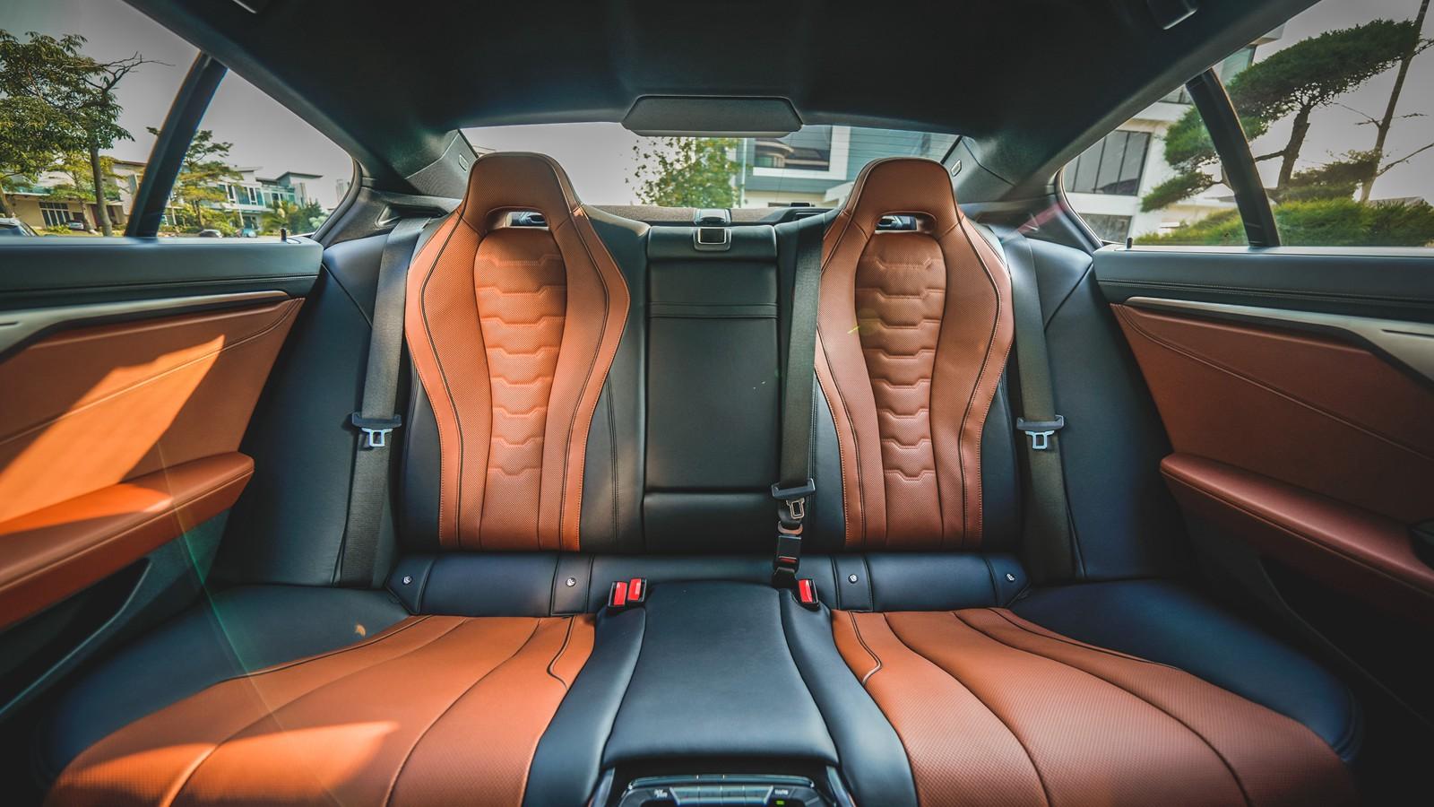 2020 BMW 8 Series 840i Gran Coupé M Sport Interior 008