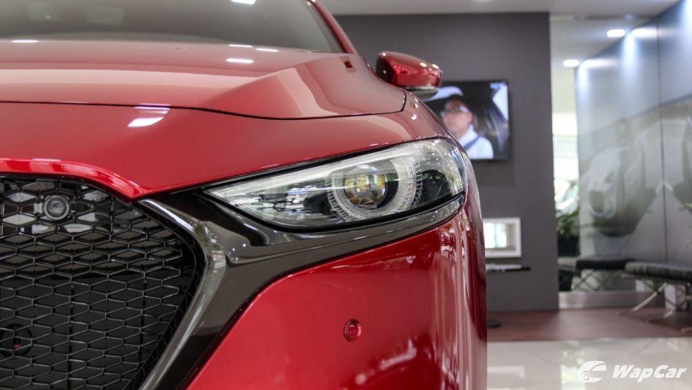 2019 Mazda 3 Liftback 2.0 SkyActiv High Plus Exterior 008