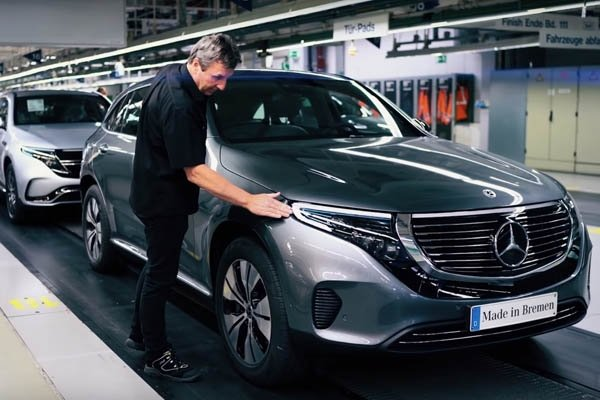 Mercedes-Benz electric car plans in Thailand on hold, government direction unclear