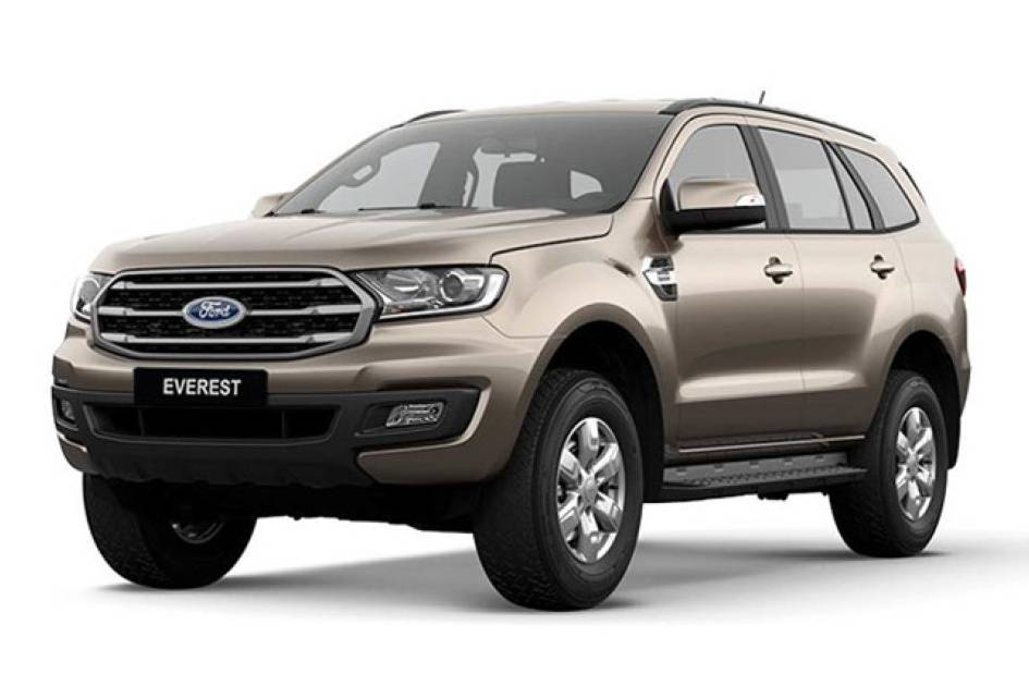 2017 Ford Everest 2.2 Trend AT 2WD