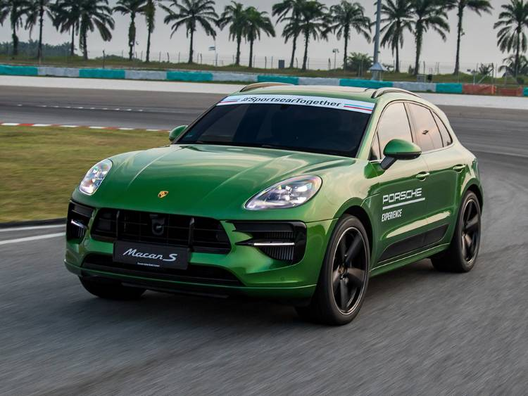Facelifted Porsche Macan S Launched In Malaysia, From RM 625,000