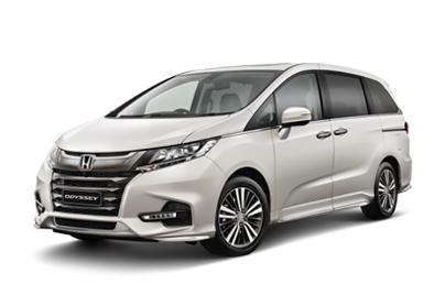 2018 Honda Odyssey 2.4 EXV