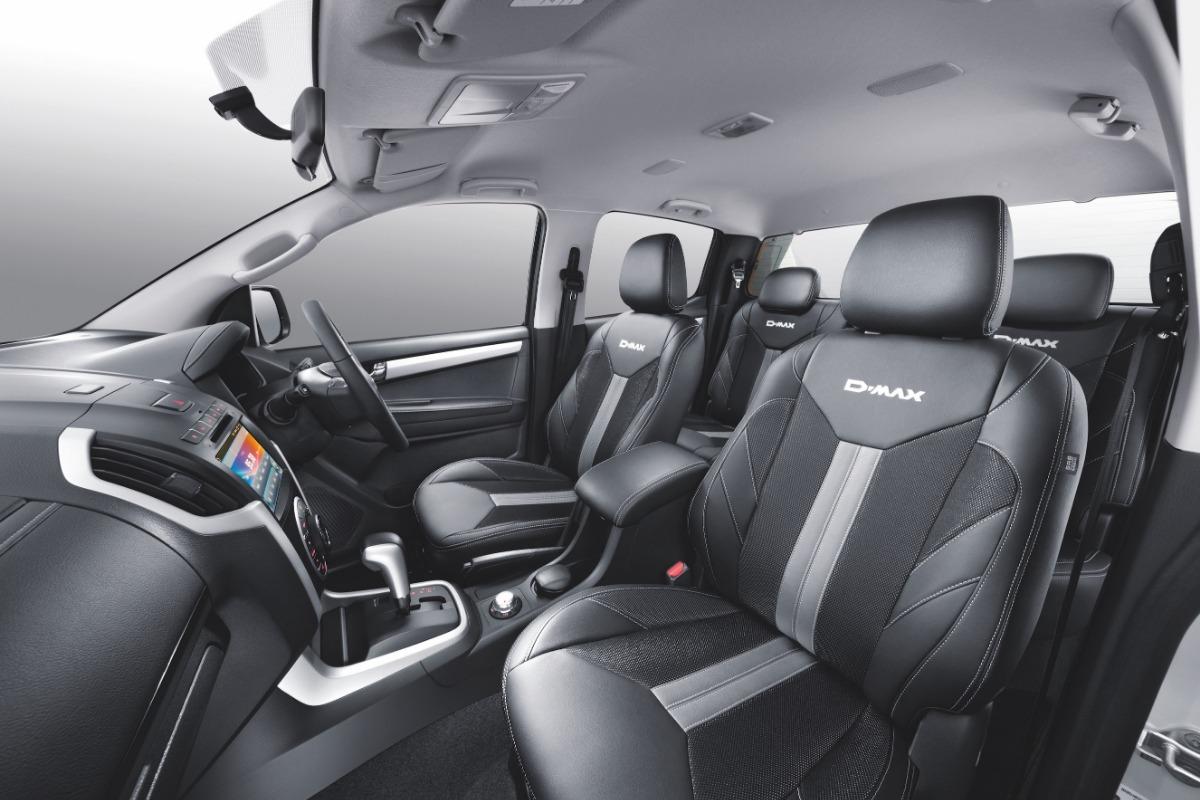 Isuzu D-MAX (2019) Interior 007