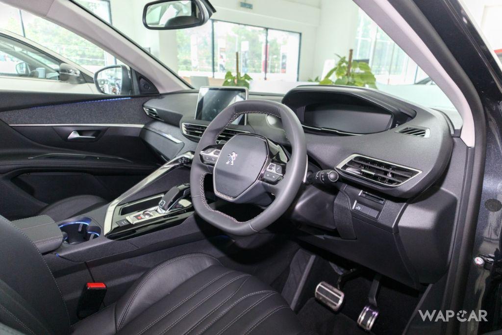 2019 Peugeot 5008 THP Plus Allure Interior 002