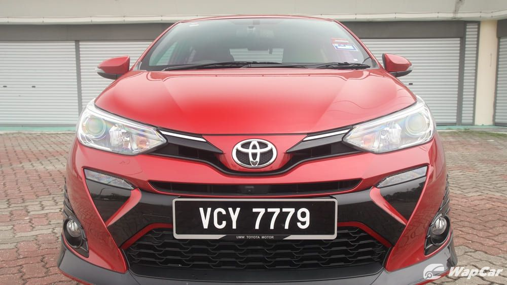2019 Toyota Yaris 1.5G Others 009