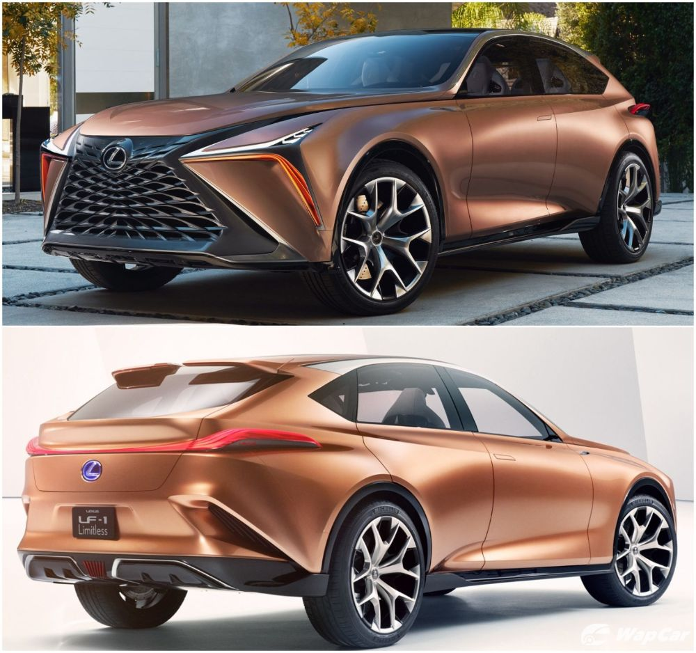 Leaked: Could this be the all-new 3 Lexus NX?  Wapcar