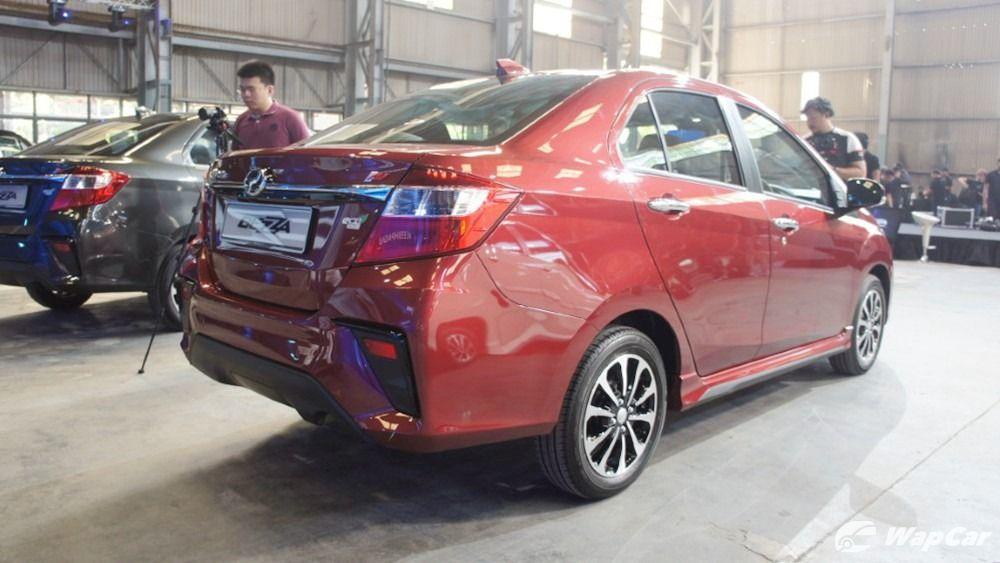 2020 Perodua Bezza 1.3 AV AT Others 006