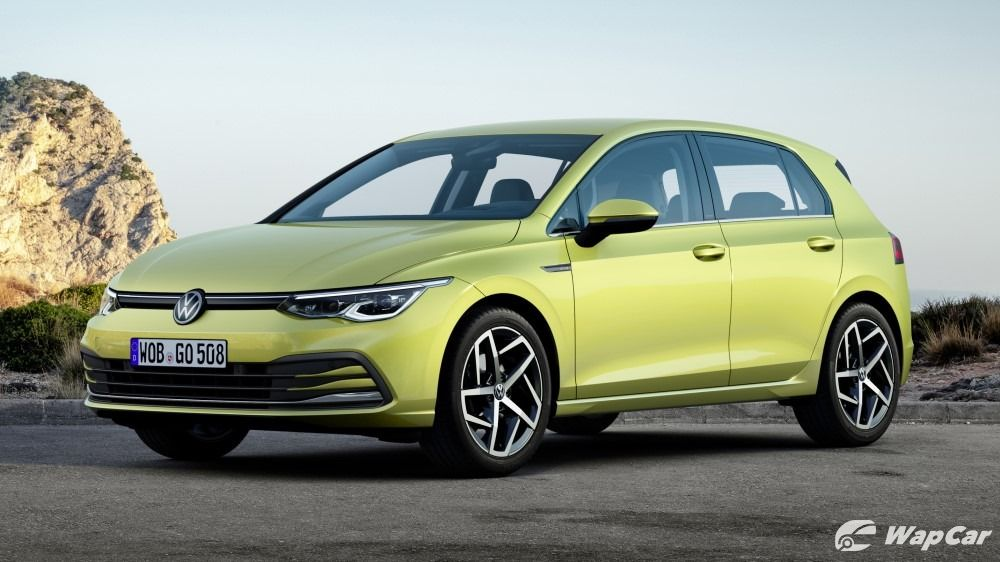 2020 Volkswagen Golf Mk8 Is Out More Digital Than Ever Wapcar