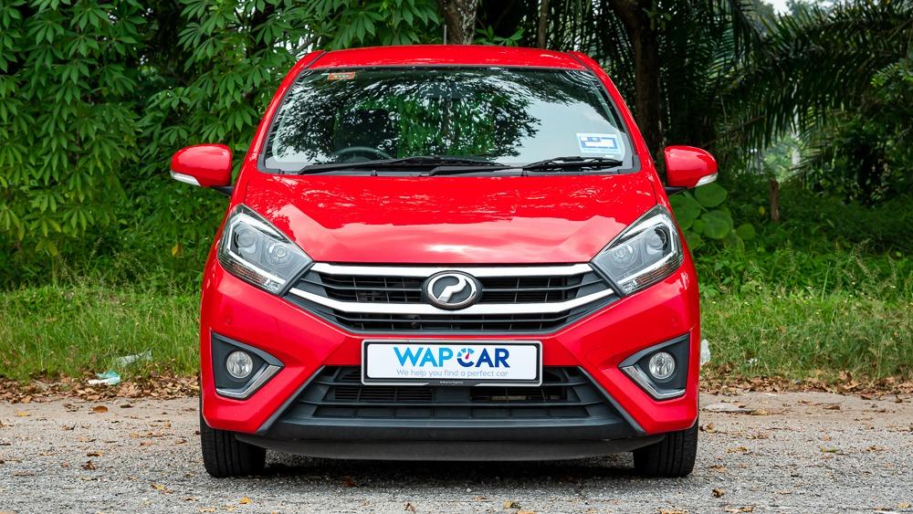 2018 Perodua Axia Advance 1.0 AT Others 003