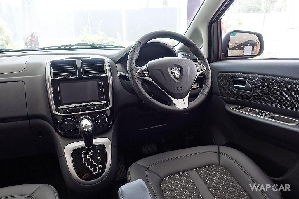 2019 Proton Exora 1.6 Premium CVT Interior 004