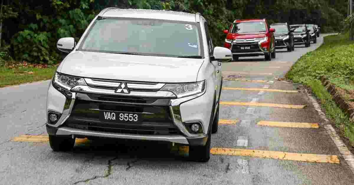 Mitsubishi Outlander – 2.0L vs 2.4L, which one to pick?